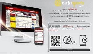 Dafabat mobile app