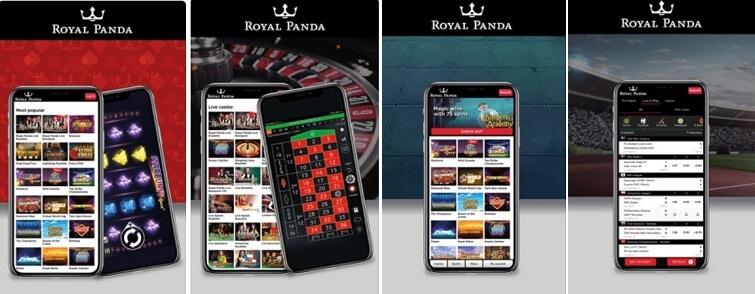 Royal-Panda-mobile-app