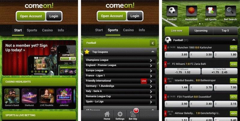 comeon-mobile-app