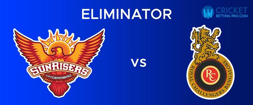 SRH vs RCB Eliminator- Match Report